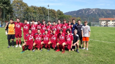 Allievi Regionali Under 17 (2002): Una partita sfortunata.