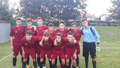 Allievi Regionali Under 17 (2002): Prima convincente vittoria