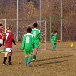 ESORDIENTI 2° ANNO (2007): Finalmente al via la fase primaverile del campionato.