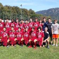 Allievi Regionali Under 17 (2002): GRAZIE DI TUTTO RAGAZZI!