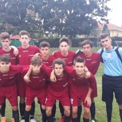 Allievi Regionali Under 17 (2002): Prima convincente vittoria