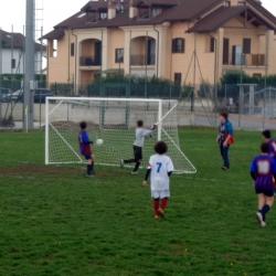 ESORDIENTI 1° ANNO (2007): Vittoriosa trasferta a Marene.