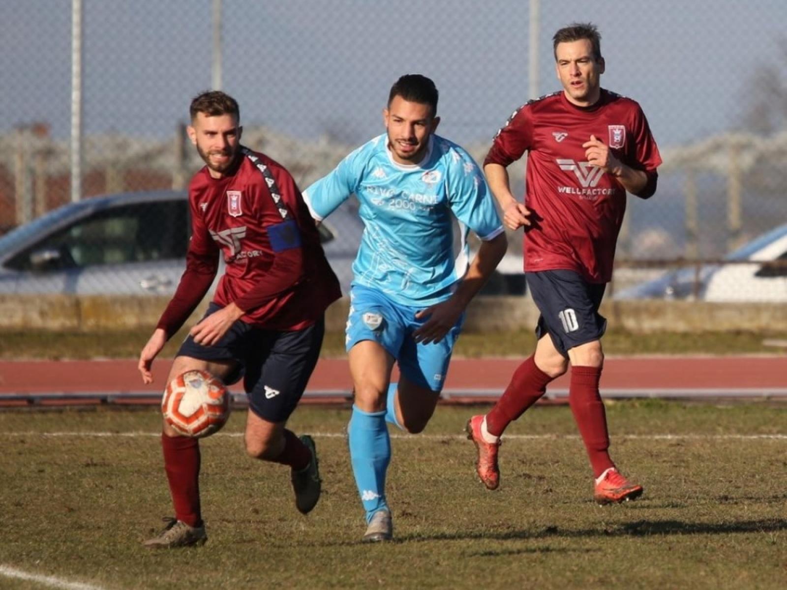 Serie D Saluzzo vs Sanremese 1-0