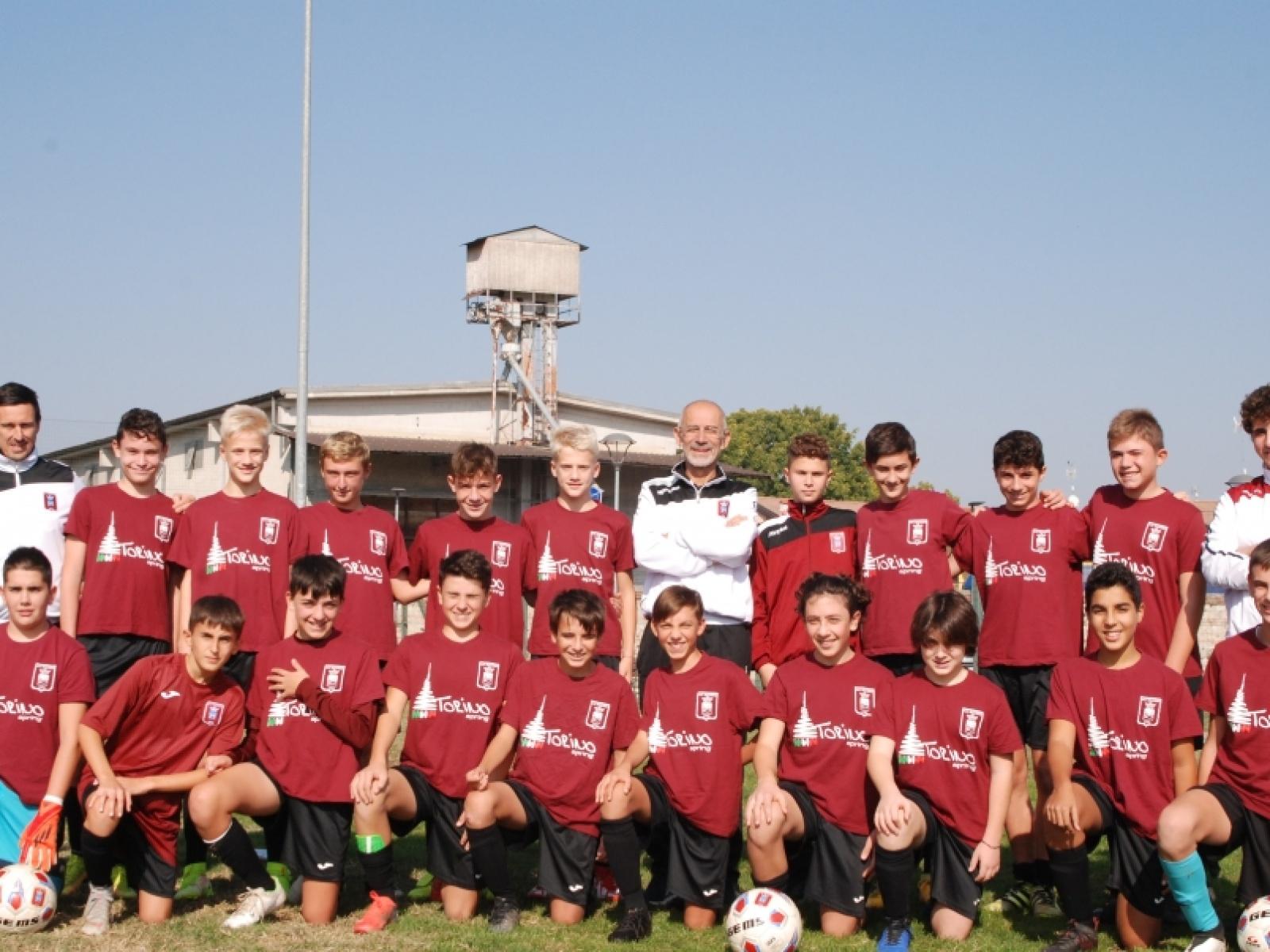 Campionato 2021-22 Quarta giornata Scarnafigi-Saluzzo 2-5