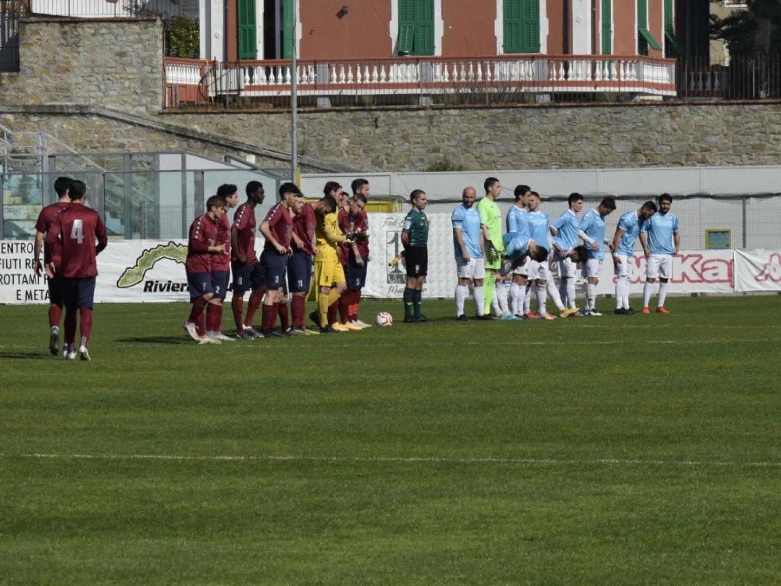 Serie D Sanremese vs Saluzzo 2-0
